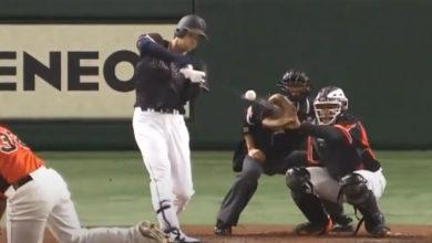 Photo of 大谷翔平選手の打った「超特大打」に対する海外の反応(幻のホームラン)