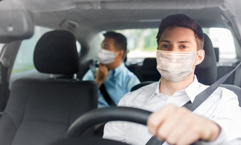 taxi mask