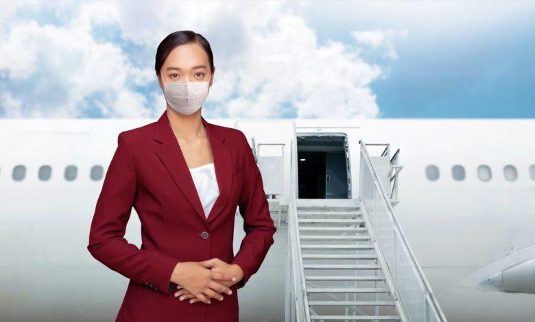 客室乗務員中国